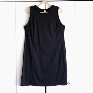 Black shift dress - a staple in everyone's closet